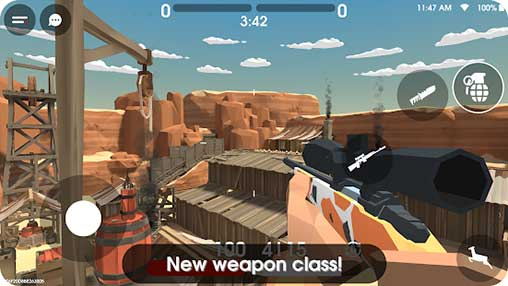 Danger Close - Online FPS Apk