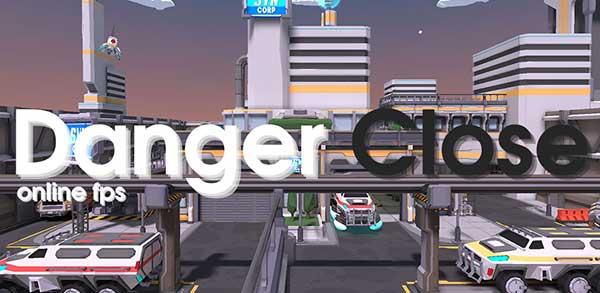 Danger Close - Online FPS Mod