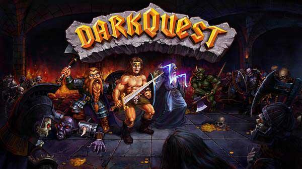 Dark Quest Cover