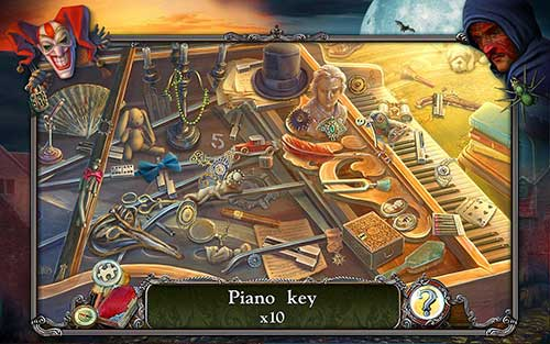 Dark Tales 5 The Red Mask Apk