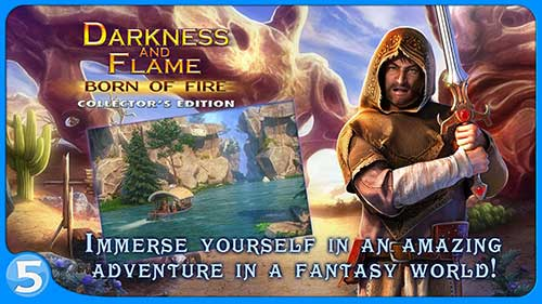 Darkness and Flame Full Apk