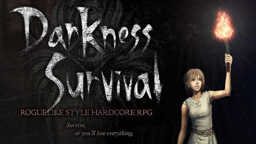 Darkness Survival
