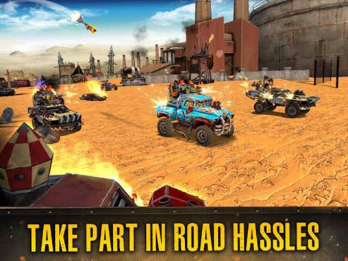Dead Paradise: The Road Warrior 1.2.2 Apk + Mod for Android.