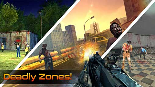 Dead Zombies - Shooting Game Apk
