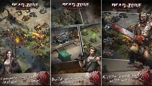 Dead Zone Zombie Crisis Apk