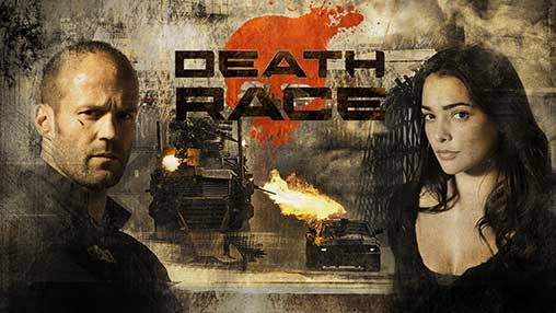 Death Race - Shooting Cars