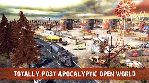 Death Truck Hero - Apocalypse Road 1.11 Apk + Mod + Data ...