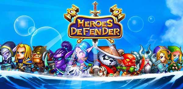 Defender Heroes: Castle Defense TD Mod