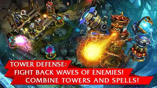 Defenders TD Origins Apk