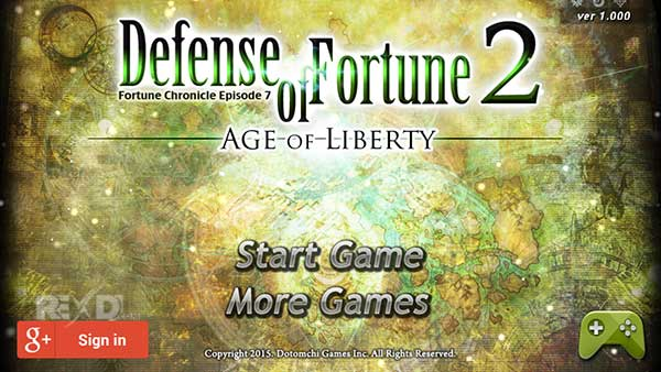 Defense of Fortune 2 Mod