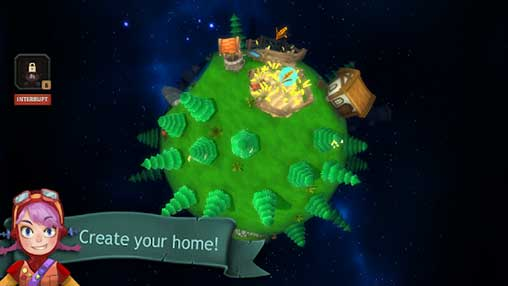 Deiland Tiny Planet Apk