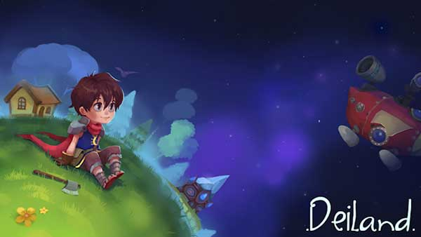 Deiland Tiny Planet Mod