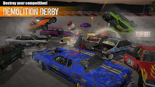 Demolition Derby 3 Apk