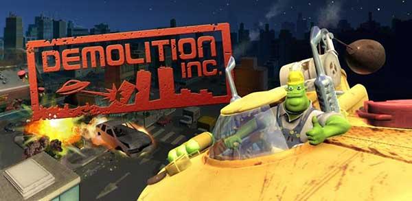 Demolition Inc HD