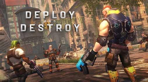 Deploy and Destroy: Ash vs ED