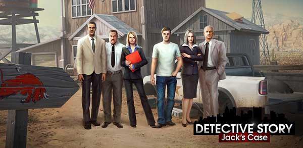 Detective Story: Jack's Case Mod