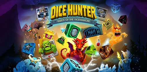 Dice Hunter: Quest of the Dicemancer Apk + Mod for Android