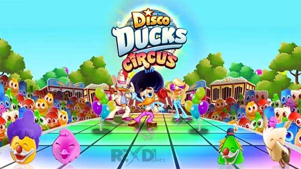 Disco Ducks Mod