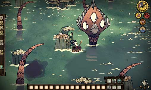 Don't Starve: Shipwrecked Apk