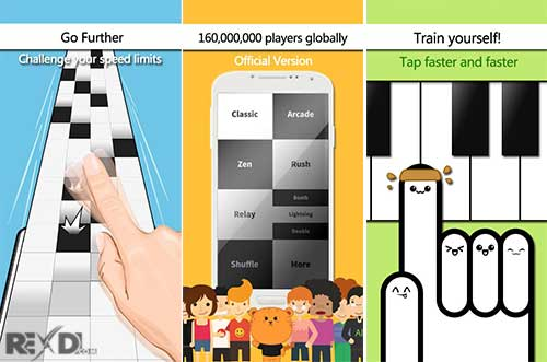 Piano Tiles Don't Tap the White Tile Apk