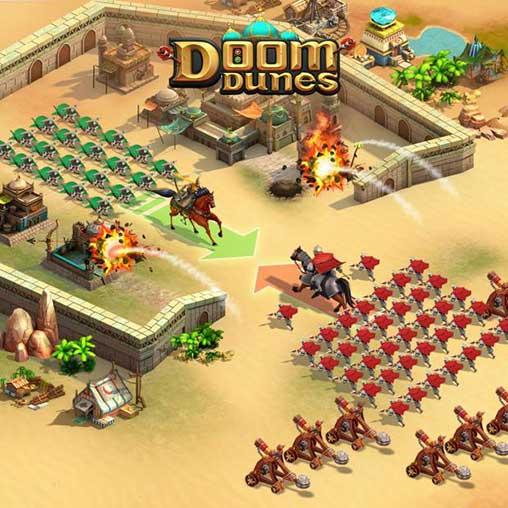 Doom Dunes