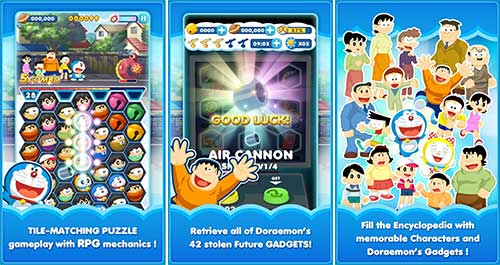 Doraemon Gadget Rush 1 2 0 Apk Mod Gems Tokens Android