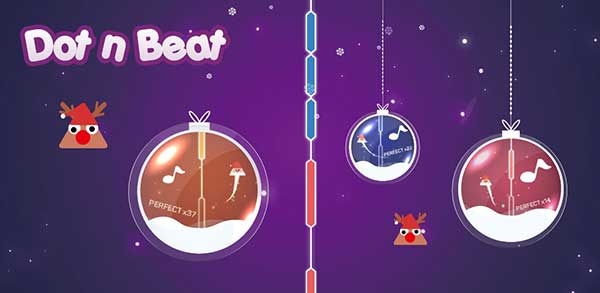 Dot n Beat Test your hand speed Apk Mod Revdl Unlimited All Android