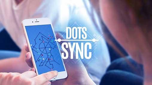 Dots Sync - Symmetric brain game
