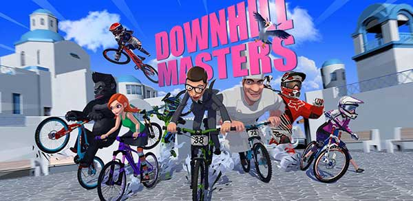 Downhill Masters Mod