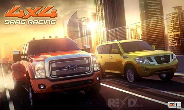 Drag Racing 4×4