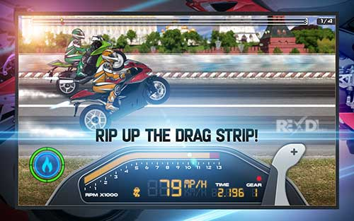 Drag Racing Bike Edition Apk
