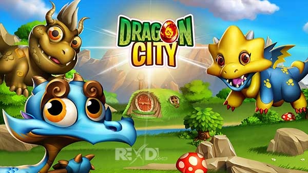 Dragon City 9 5 1 Apk + Mod (Unlimited Money) for Android
