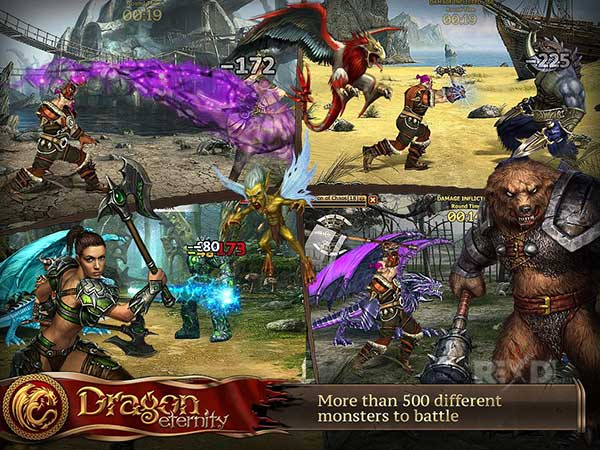 Dragon Eternity Apk