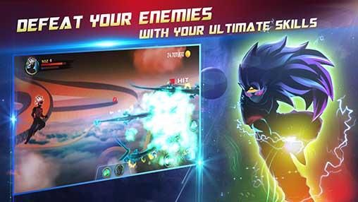 Dragon Shadow Battle 2 Legend: Super Hero Warriors 3 3 Apk