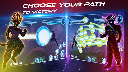 Dragon Shadow Battle Warriors Apk