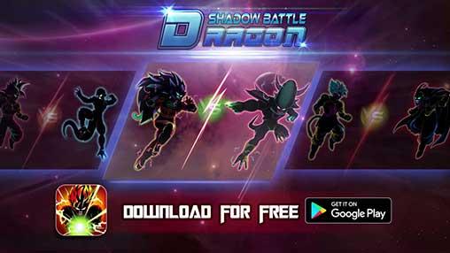 Dragon Shadow Battle Warriors: Super Hero Legend 1 5 8 Apk + Mod