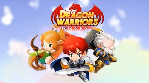 Dragon Warriors Idle RPG