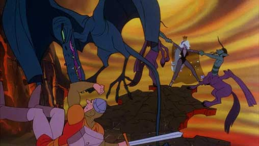 Dragon's Lair 2 Time Warp Apk