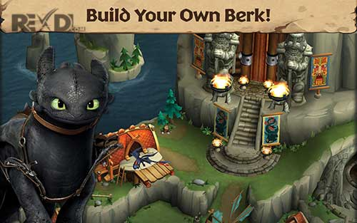 Dragons Rise of Berk Apk