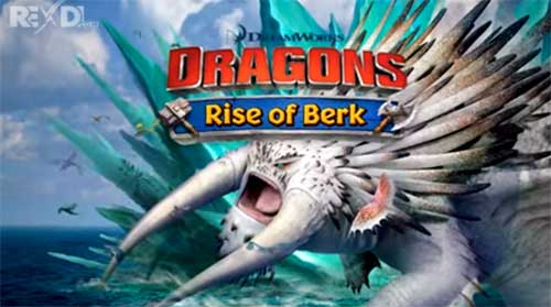 Dragons Rise of Berk