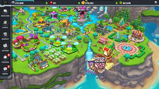 DragonVale World Apk