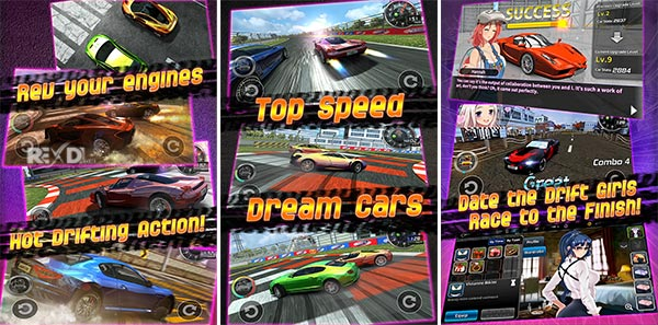 Drift Girls Apk