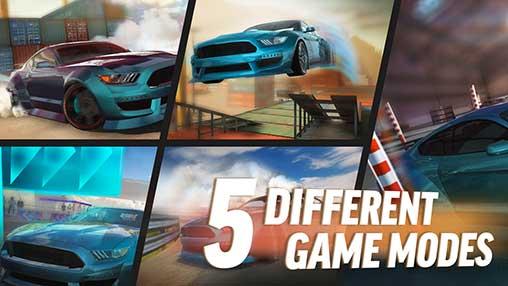 Drift Max Pro - Araba Sürüklenme Oyunu Apk