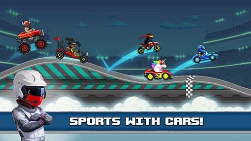 Drive Ahead! Sports Apk