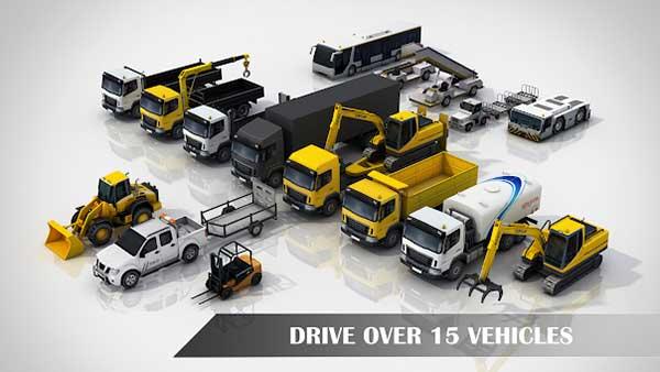 Drive Simulator Cover