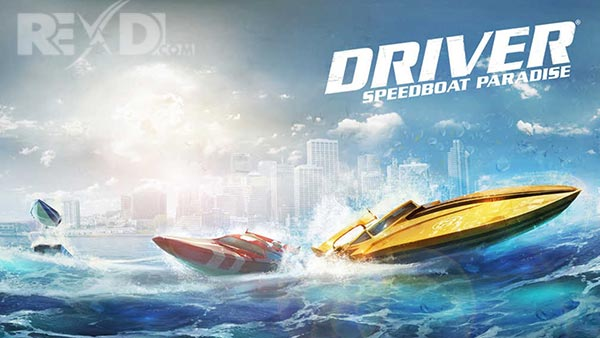 Driver Speed boat Paradise