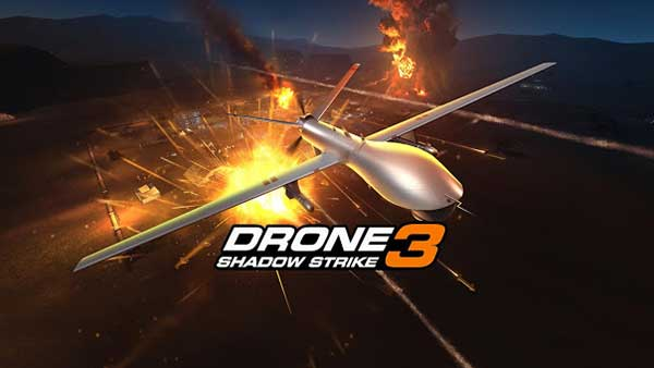 Drone : Shadow Strike 3 Mod