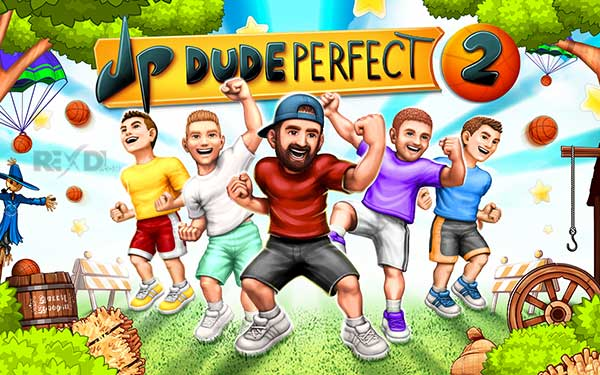 Dude Perfect 2 Mega Mod