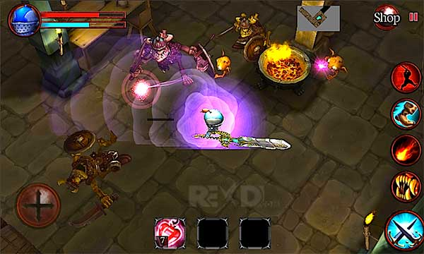 Dungeon Blaze - Action RPG Apk