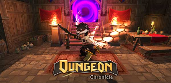 Dungeon Chronicle Mod